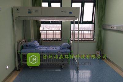 单人无菌室在血液肿瘤化疗患者中的层流床应用