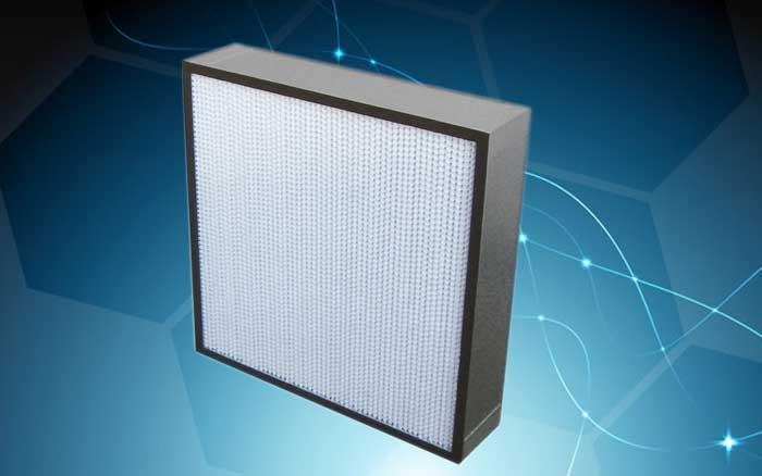 层流床高效过滤器医用级用于过滤3μm一下空气微粒