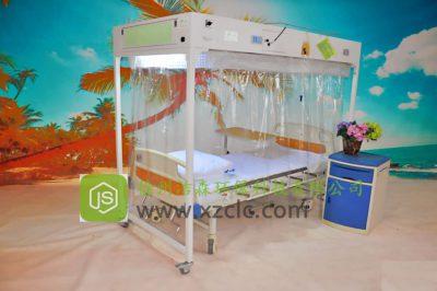 层流洁净床-JS-V1型经济款冷轧钢板款