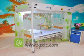 层流病床-JS-V1型标准冷轧钢板款层流床消毒罩