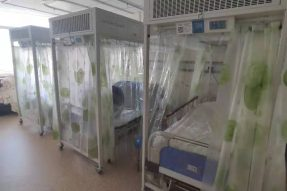 烧伤治疗对对无菌层流床(单人无菌室)病房的要求